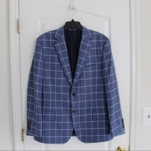Classic Vineyard Vines Windowpane Sport-coat